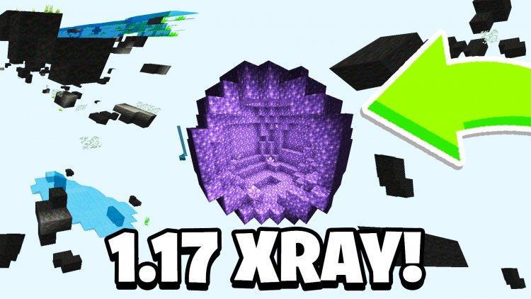 1.17+ Xray Texture Pack